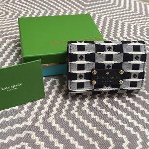 Kate Spade mini card wallet